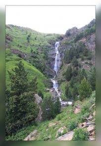Cascada de Remuñé