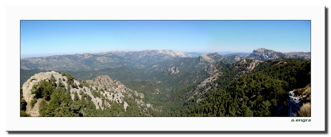 Monte Guadahornillos, La Iruela