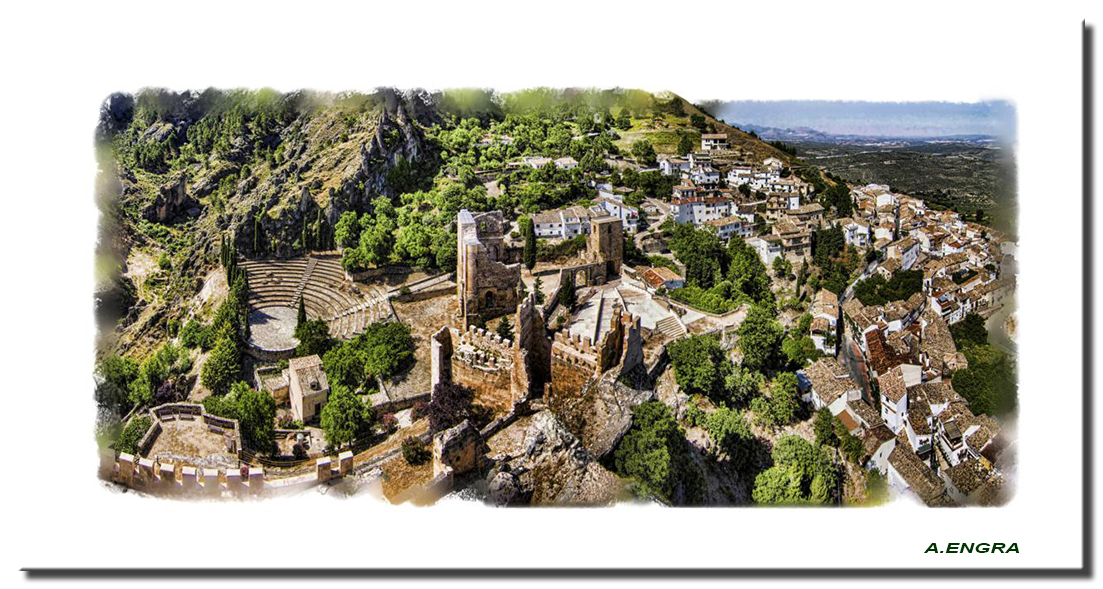 La Iruela, Castillo