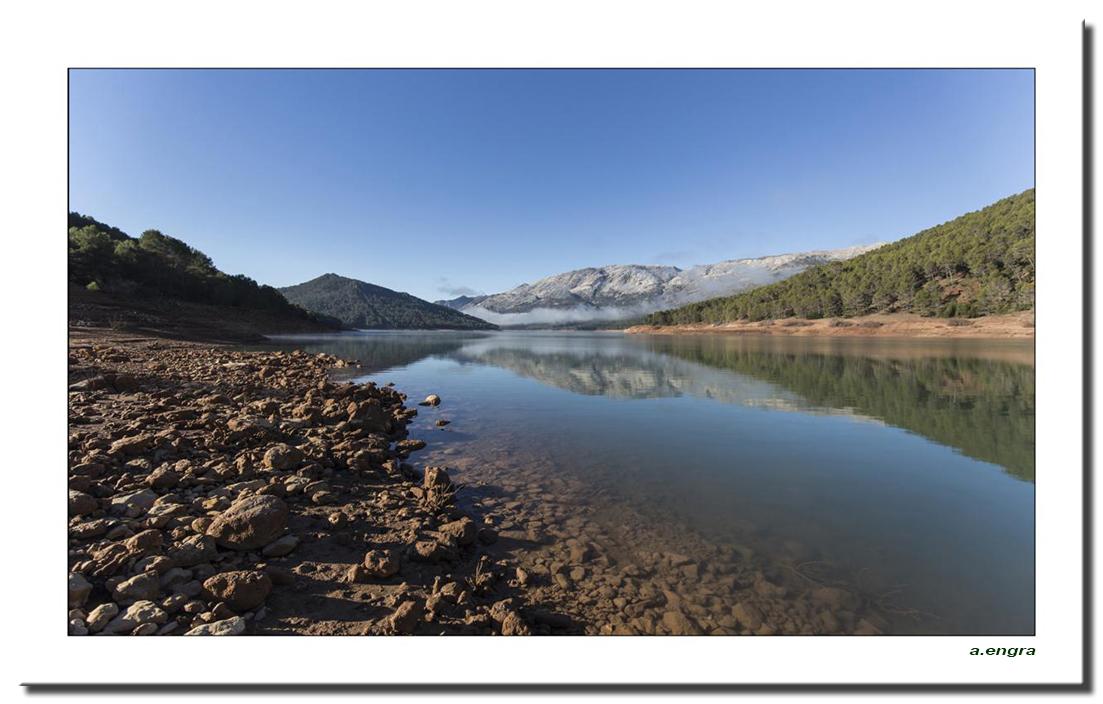 Pantano desde El Madroñal